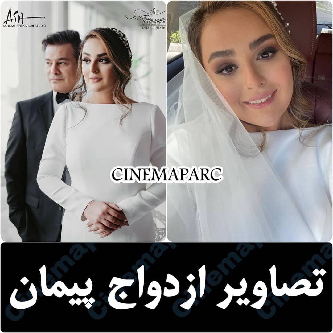 پیمان قاسم خانی و میترا ابراهیمی
