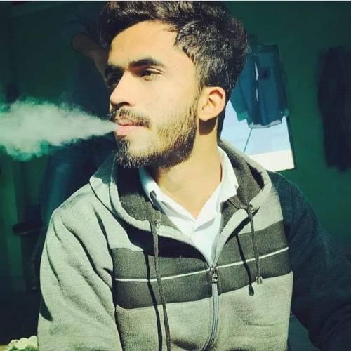 عکس پروفایل سیگار کشیدن پسر