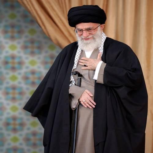 عکس رهبری و امام