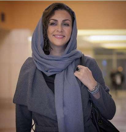 شیوا ابراهیمی در سریال خانه امن