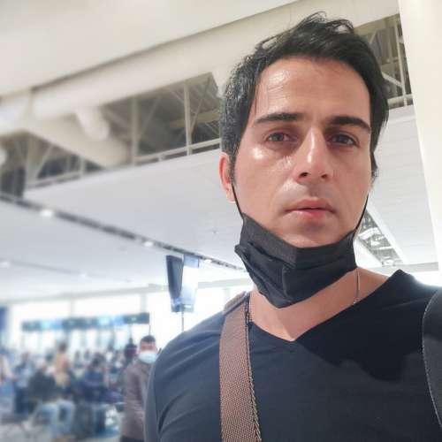 عکس سجاد دل افروز بازیگر ایرانی اصل بالیوود
