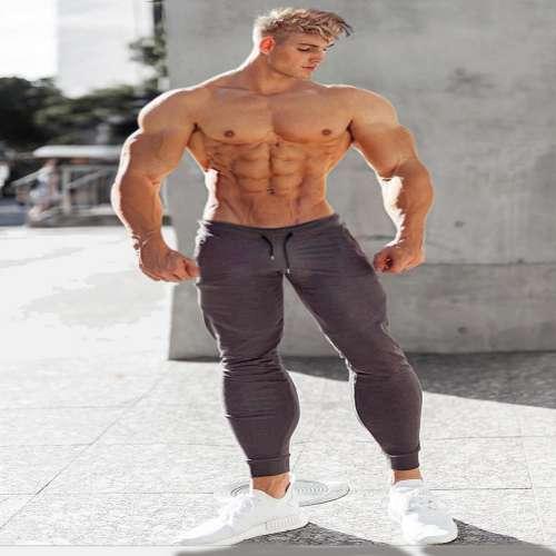 عکس پسر بدنساز برای پروفایل