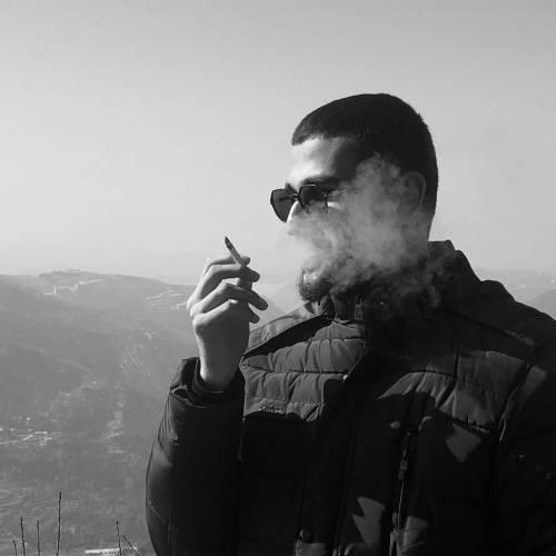 عکس پروفایل دختر پسر سیگاری